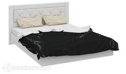 Кровать Амели с изголовьем 1600
