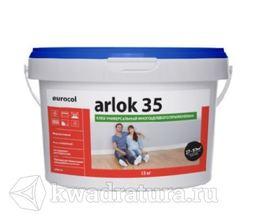 Клей водно-дисперсионный Arlock 35 (винил)