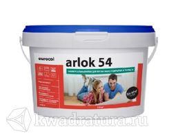 Универсальный клей для пробкового покрытия и паркета Arlock 54