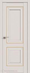 Межкомнатная дверь Профильдорс 27u Магнолия сатинат