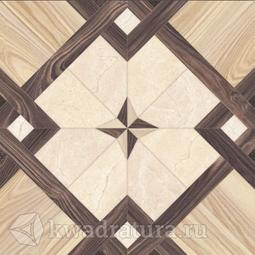 Напольная плитка Axima Эдинбург ольха 40х40 см