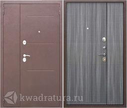 Входная дверь Феррони Гарда 7,5 Венге тобакко 1200,1300