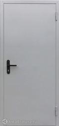 Дверь противопожарная ДПМ EI60-01 Ral 7035