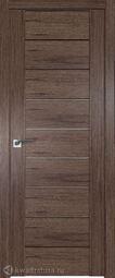 Межкомнатная дверь Профильдорс 98XN дуб Салинас Темный стекло мат