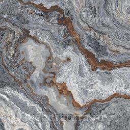 Керамогранит Laparet Gray серый 60x60 см полированный
