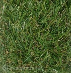 Искусственная трава ландшафтная Grass Mix зеленая