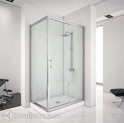 Душевой уголок Aquanet Alfa NAA1131 140х80 прозрачное стекло