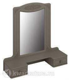 Зеркало-полка Ассоль Plus Грей